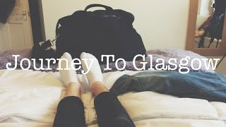 Adventure Time || Journey To Glasgow