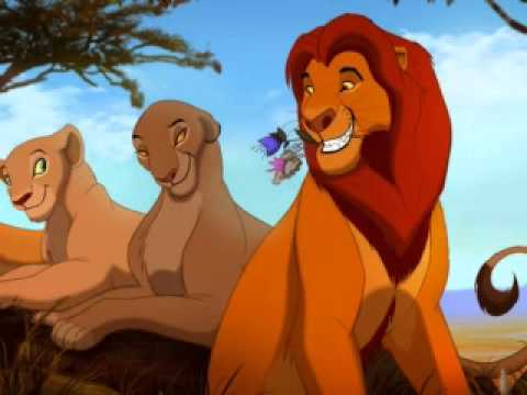 Scar And Mufasa Story
