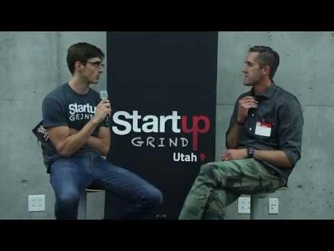 Bryce Roberts (OATV) at Startup Grind Utah