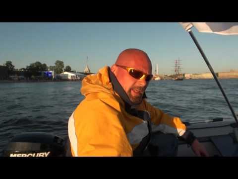 Тест-драйв и обзор лодок Ривьера 3200 СК VS Ривьера 3200 НДНД