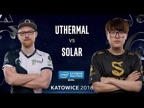 StarCraft II - uThermal [T] vs. Solar [Z] - Ro24 - Group B -