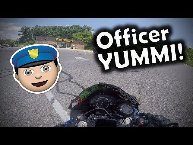 Im OFFICER YUMMI!