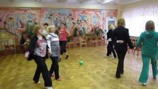 Танцы детям. Полька