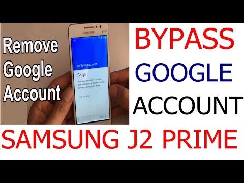 ปล็ดล็อคบัญชี google samsung J2 PRIME G532 HD - Простые