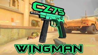 CZ75 ONLY Challenge - WINGMAN #4