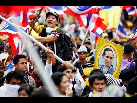 Amnesty Bill Protests: Thais Reject Thaksin Return (LinkAsia: 11/15/13)