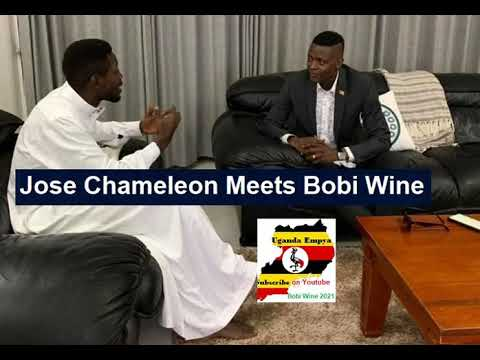 Jose Chameleon Apologizes To Bobi Wine | Meeting In Magere