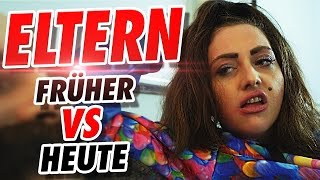 ELTERN - FRÜHER VS. HEUTE