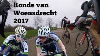 Ronde van Woensdrecht 2017   Nieuwelingen   cas2001