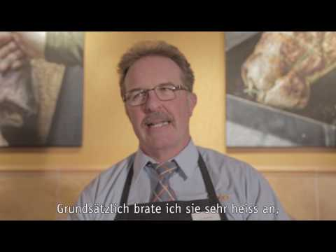 Das Making - of des Coop Grill TV-Spots 2017