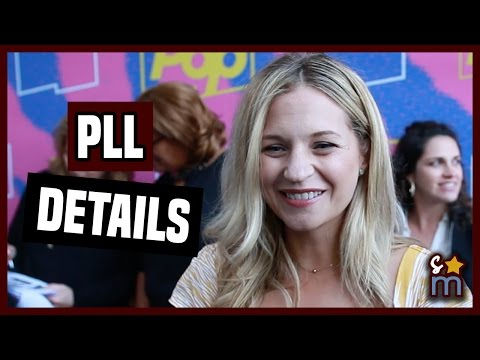 Is Charlotte Really Dead on PRETTY LITTLE LIARS? Vanessa Ray  PLL Season 7B