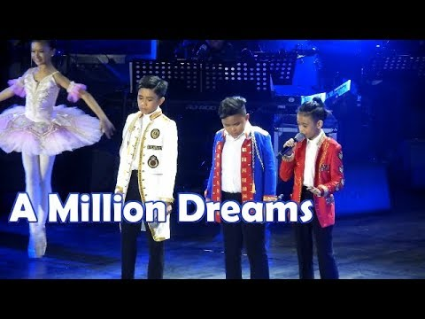 TNT BOYS CONCERT NOV 30, 2018 - A Million Dreams