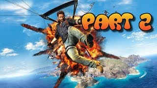Just Cause 3 Walkthrough Gameplay Mission 2 (Xbox One)