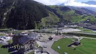 Baustelle vom zweiten Hotel von Andermatt Swiss Alps