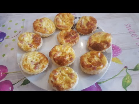 tartelettes-lardons-fromage-😊