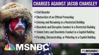 Report: Jan. 6 Defendant Was Told 'Wait For Trump's Pardon'