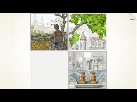Gorogoa (by Annapurna Interactive) - puzzle game for android and iOS - gameplay.