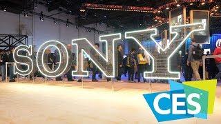 Sony AG9 (A9G) 4K OLED, ZG9 (Z9G) 8K LCD and XG95 LCD TVs announced | CES 2019
