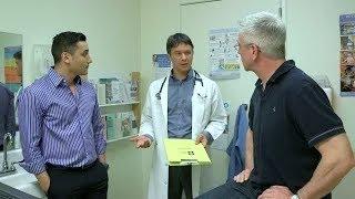 SBIRT clinic workflow with behavioral health specialist