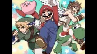 Smash Bros. Anime Ending