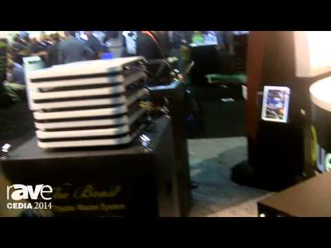 CEDIA 2014: ReQuest Serious Play Presents ReQuest F3 Server and Media Player Line
