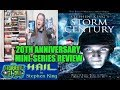 Stephen King's Storm Of The Century: 20th Anniversary Review - Hail To Stephen King EP136