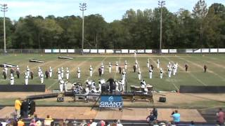 Grant County Marching Band 2012