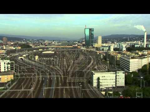 SWISSVIEW, Zürich Hauptbahnhof
