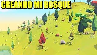 EQUILINOX #2 - CREANDO MI BOSQUE PERFECTO   Gameplay Español