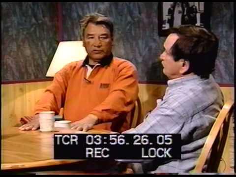 Metis Political Activist Interviews - Jim Sinclair and Jim Durocher - Part 1 of 2