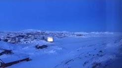 Amaneciendo en Ilulissat