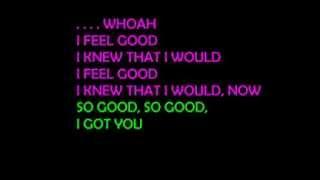 James Brown - I Feel Good - Hi Fi Karaoke Song