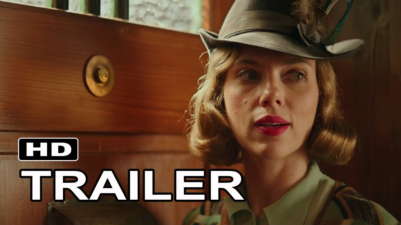 Jojo Rabbit Official Trailer 2019 Movie Trailer Youtube