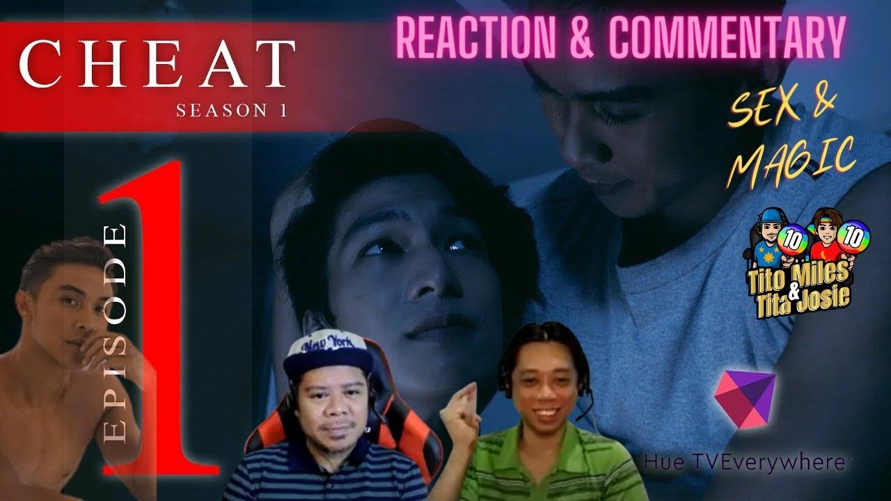 Download CHEAT THE SERIES EPISODE 1: SEX AND MAGIC - Reaction / Commentary
