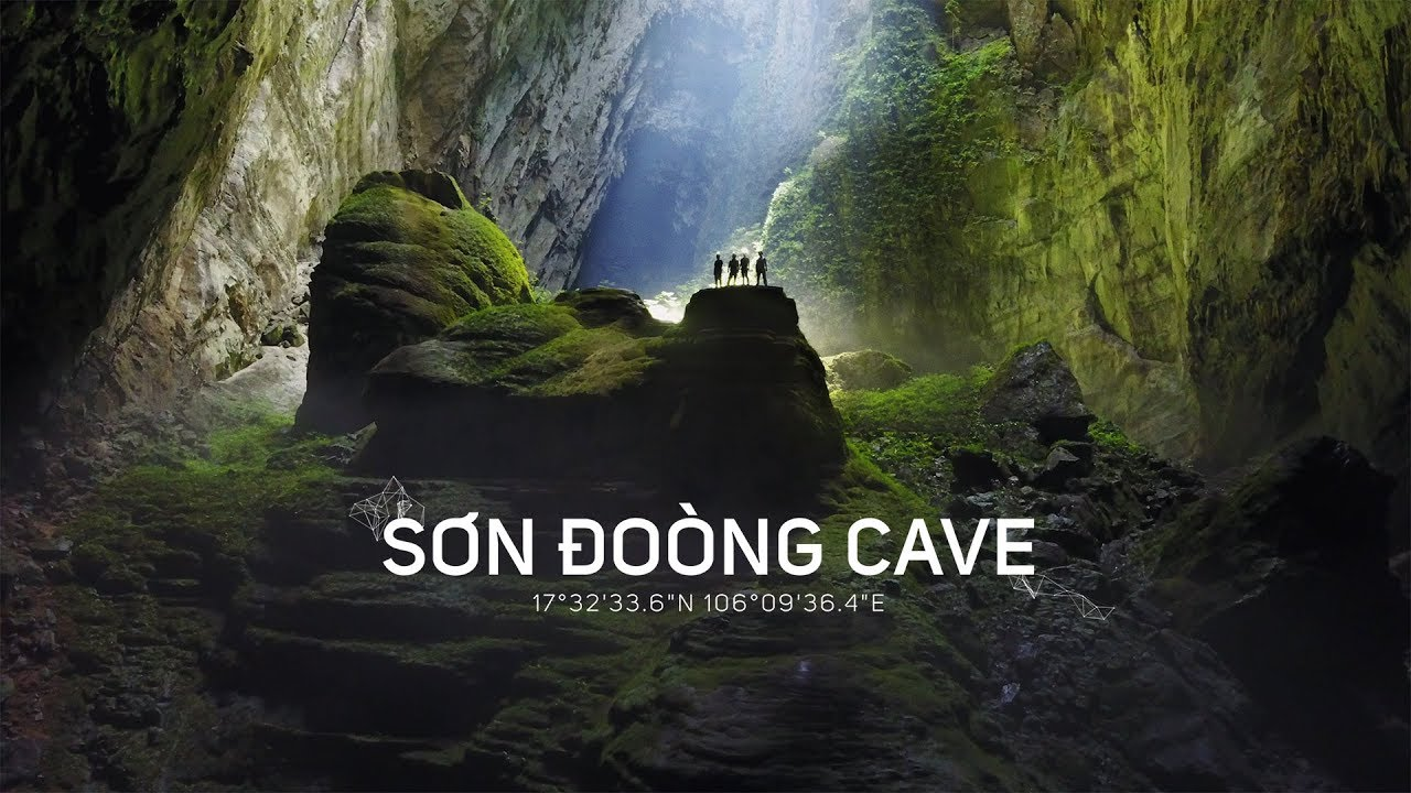 Son Doong THE LARGEST CAVE ON PLANET EARTH