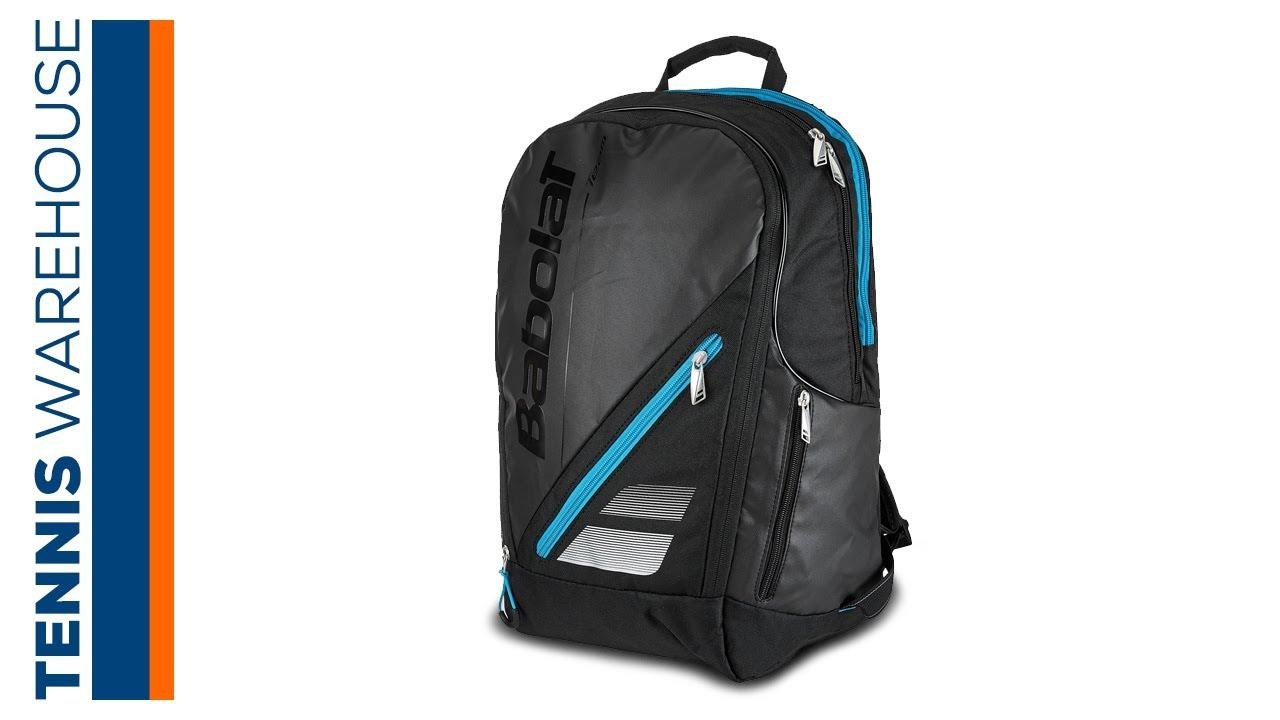 Babolat Team Line Expandable Tennis Backpack - YouTube 5e00b20d3966d