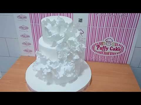 white-sugar-flowers-wedding-cake,-fondant-decorating
