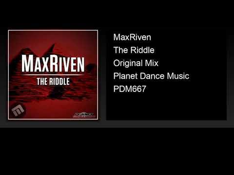 MaxRiven - The Riddle (Original Mix)
