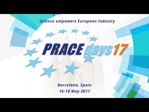 PRACEdays17 - Science empowers European industry