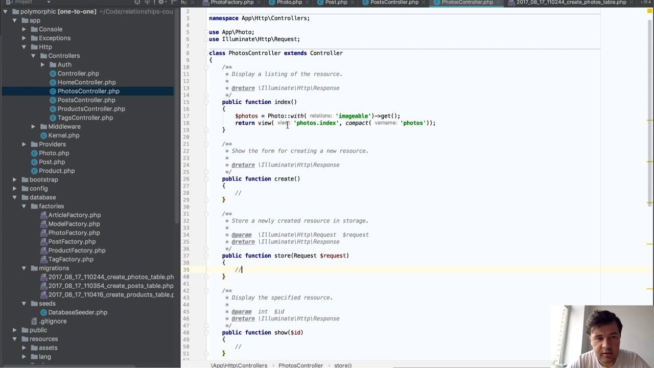 8 laravel where on relation   Tutorial PHP