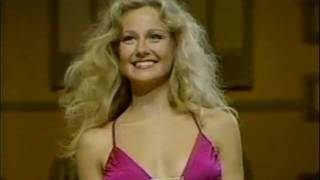 Yvonne Ryding ( Sweden ), Miss Universe 1984 - Swimsuit Competition