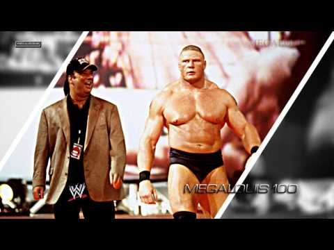 Brock Lesnar 1st WWE Theme Song - ''Enforcer'' With Download Link
