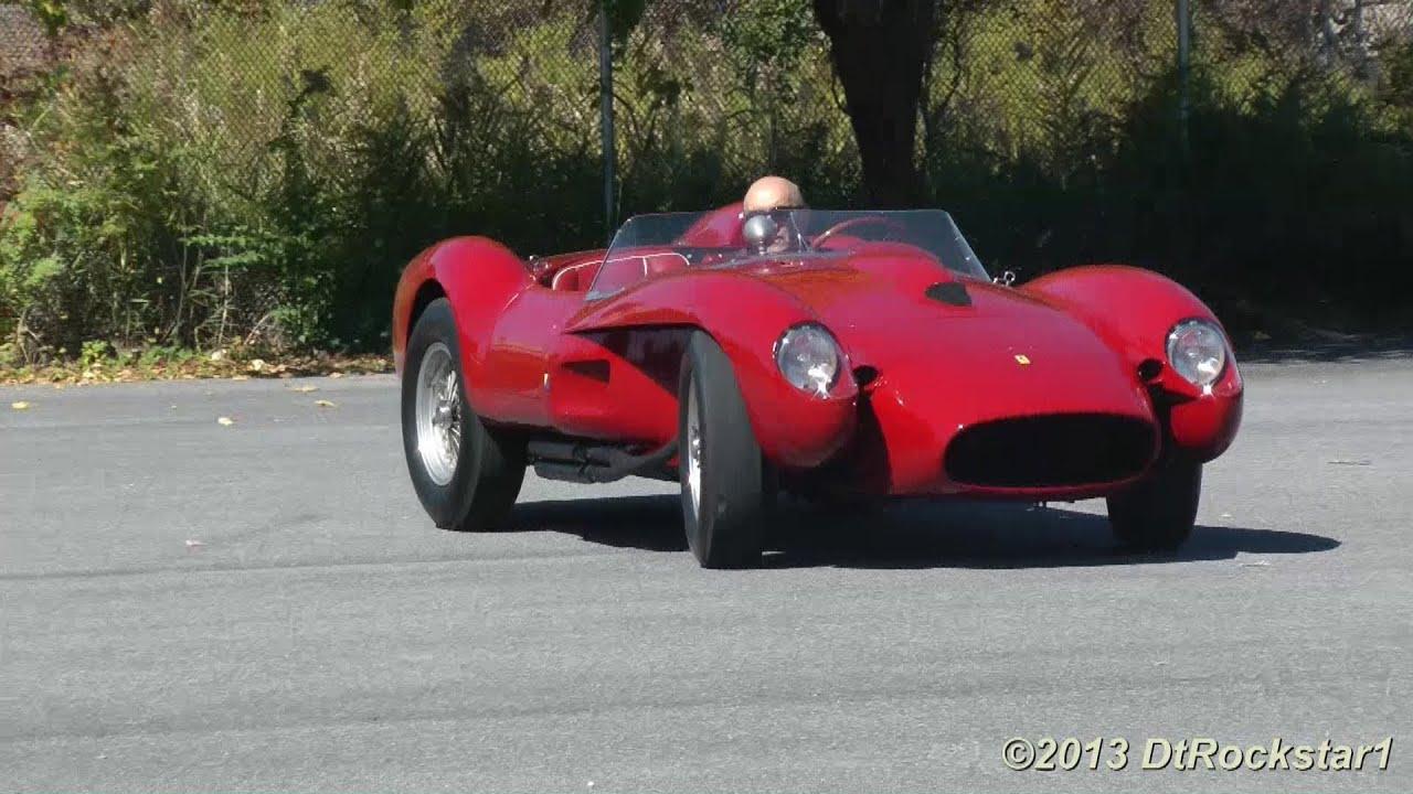Dk Wallpaper Hd Ferrari 250 Testa Rossa Driving Amp Overview Youtube