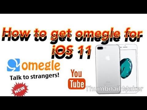 Omegle cam iphone