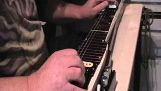 STRANGER ON THE SHORE MERTHYR LAP STEEL GUITAR