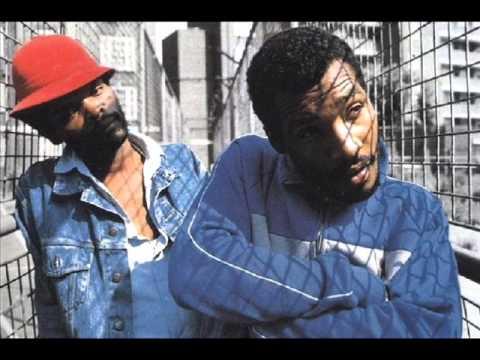 Asher D & Daddy Freddy - Raggamuffin Hip-Hop