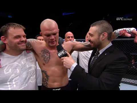 Fight Night Moncton: Anthony Smith and Volkan Oezdemir Octagon Interview