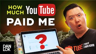 How Much YouTube Paid Me For My 1M+ Viewed Video (3 Little Known Factors)