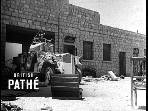 The War In Iraq (1941)
