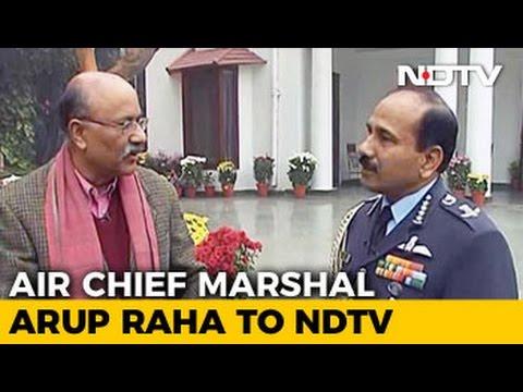 Walk The Talk With Air Chief Marshal Arup Raha